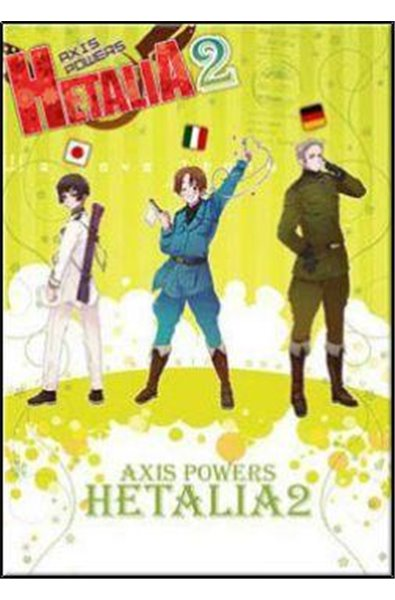 Axis Powers Hetalia 02