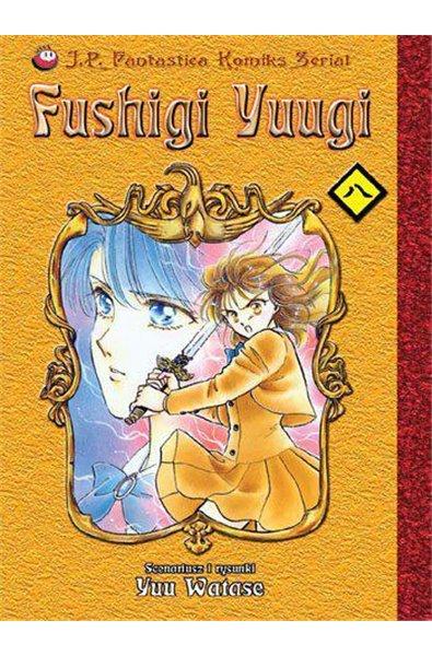 Fushigi Yuugi 08