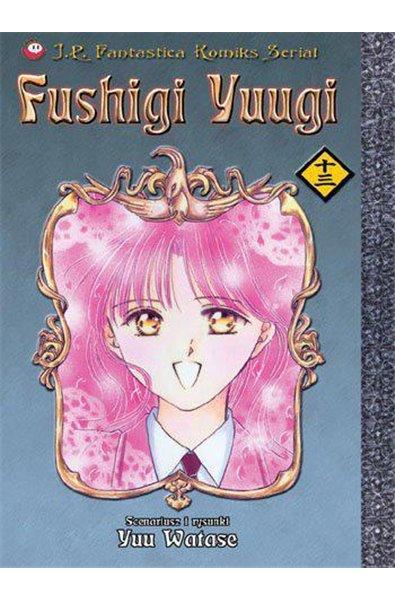 Fushigi Yuugi 13