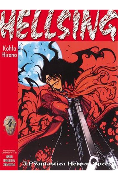 Hellsing 04
