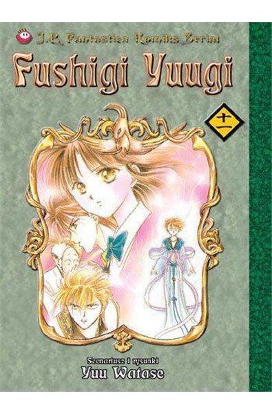 Fushigi Yuugi 11