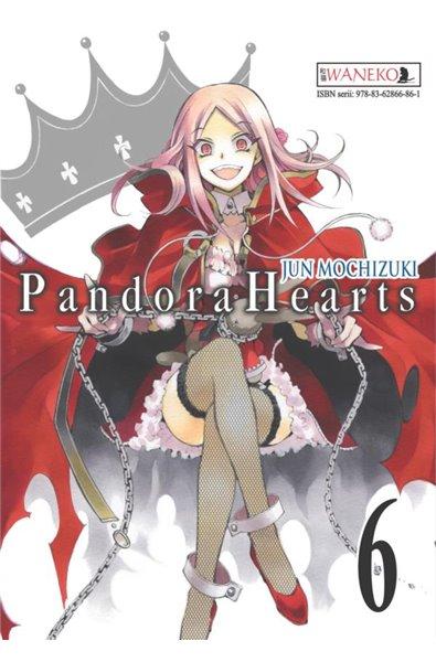 Pandora Hearts 06