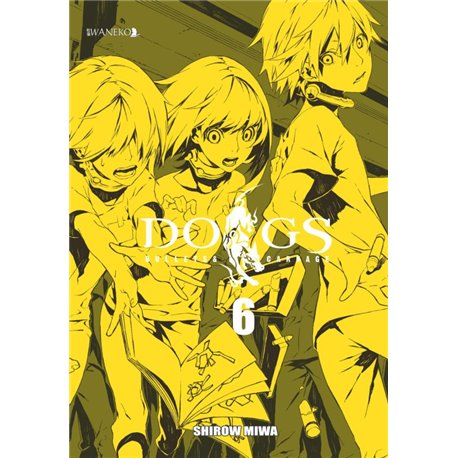 DOGS: Bullets and Carnage 06
