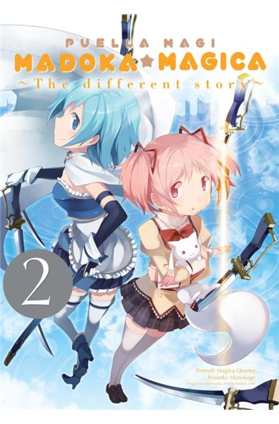 Puella Magi Madoka Magica: The different story 2