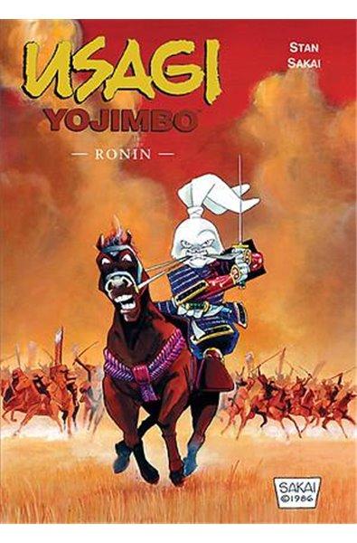 Usagi Yojimbo 01 - Ronin
