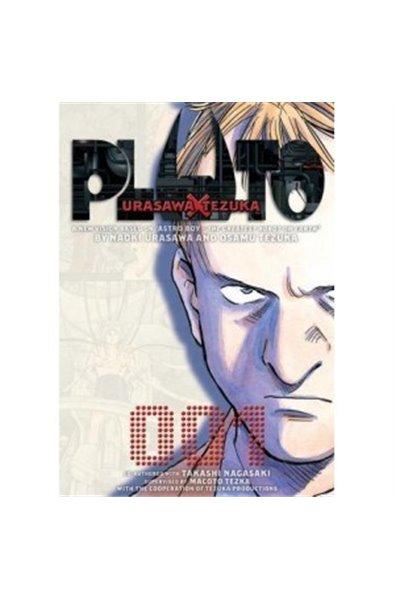 Pluto 1-8 (pakiet)