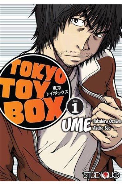 Tokyo Toy Box 1-2 (pakiet)