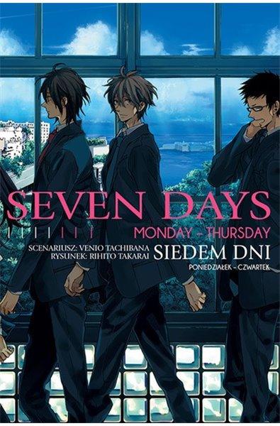 Seven Days 1-2 (pakiet)