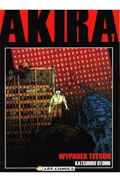 Akira 1-19 (pakiet)