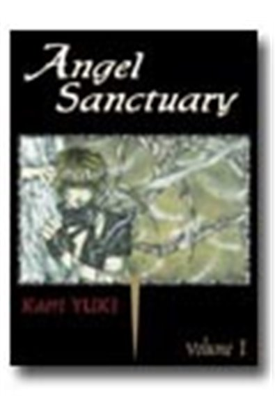 Angel Sanctuary 1-10(pakiet)