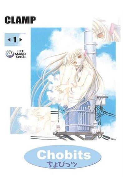 Chobits 1-8 (pakiet)