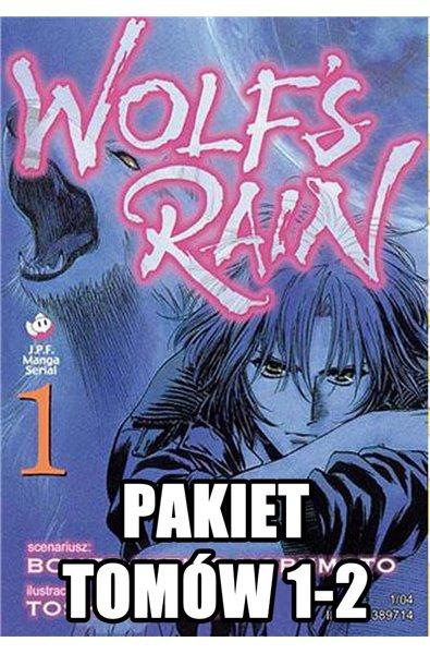 Wolfs Rain 1-2 (pakiet)