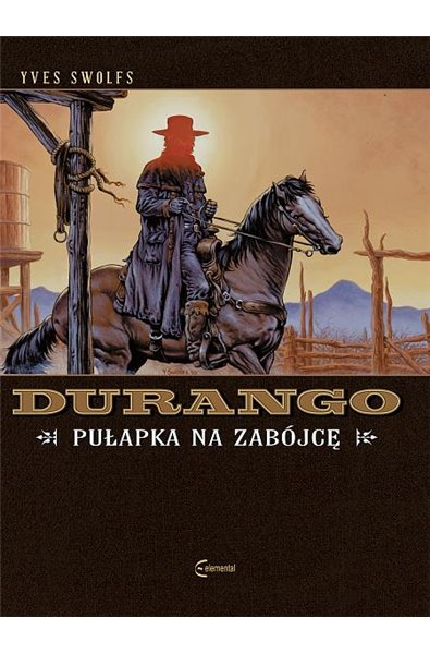 Durango 03 - Pułapka na zabójcę