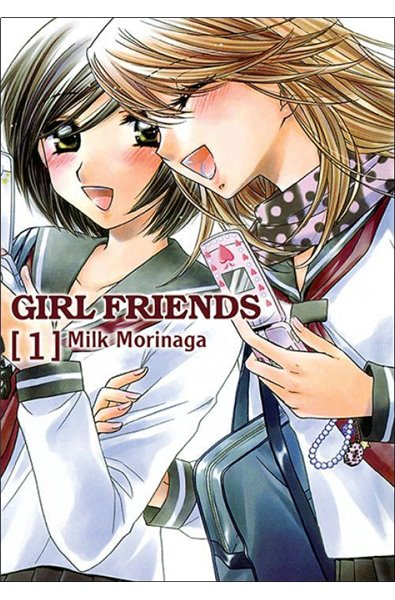 Girl Friends 01