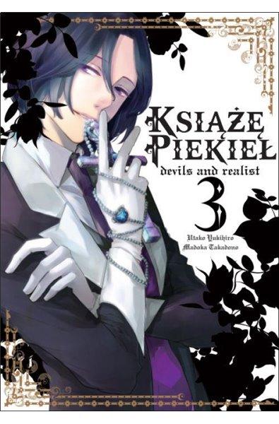 Książę Piekieł: devils and realist 03