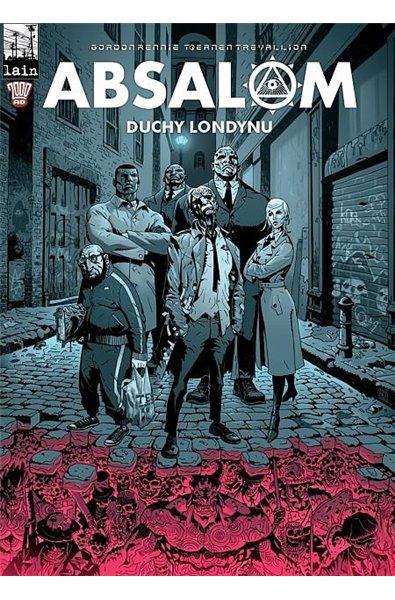 Absalom 01 - Duchy Londynu
