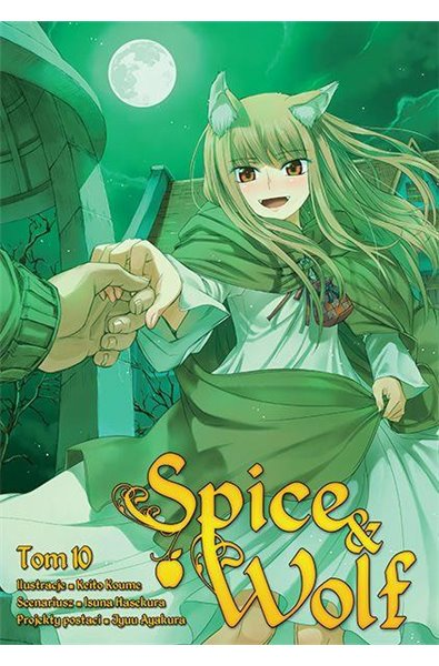 Spice and Wolf 10