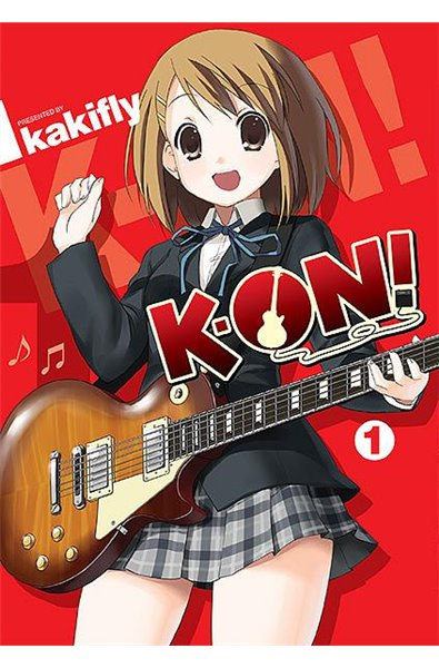 K-On! 01