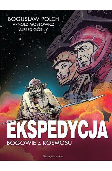 Ekspedycja. Bogowie z kosmosu - Wydanie kolekcjonerskie.