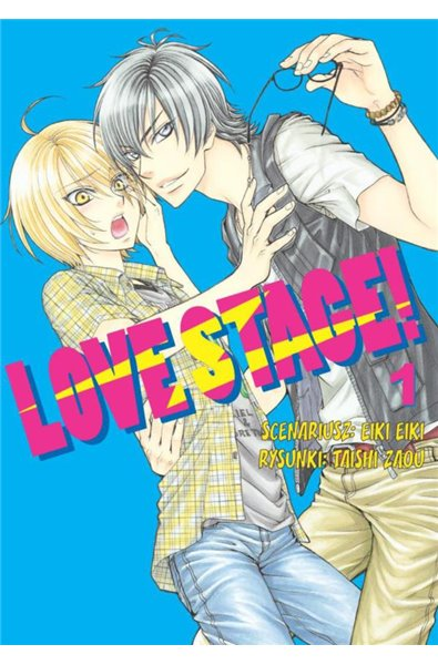 Love Stage!! 01