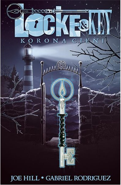 Locke & Key 3 - Korona cieni