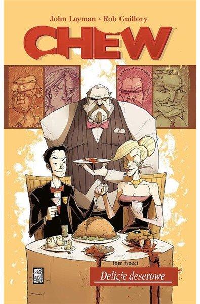 Chew 3 - Przysmak konesera