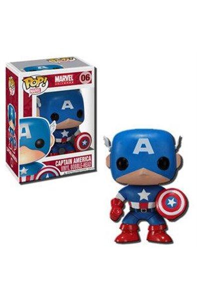 POP! Captain America