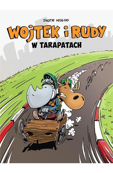 Wojtek i Rudy 01 - W tarapatach