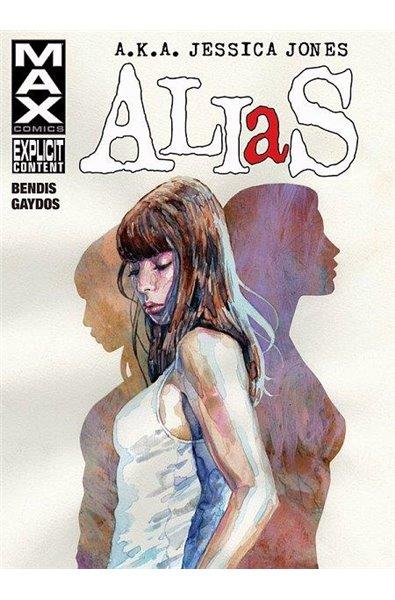Jessica Jones 01 - Alias