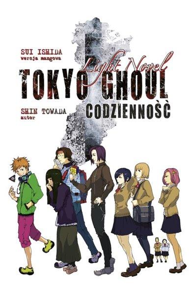 Tokyo Ghoul Codzienność