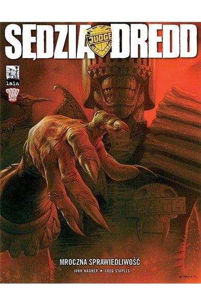 Sędzia Dredd - Mroczna Sprawiedliwosc