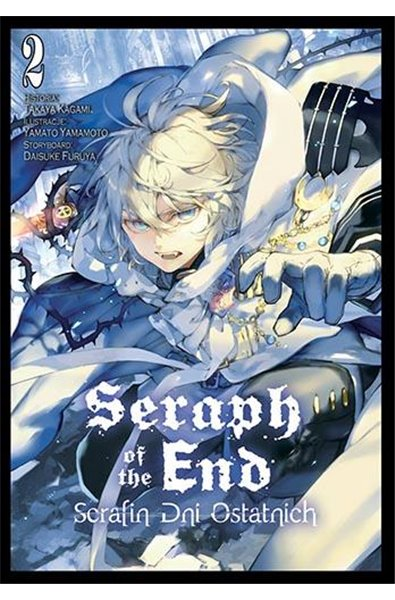 Seraph of the End 02