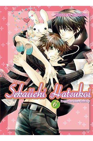 Sekaiichi Hatsukoi 06