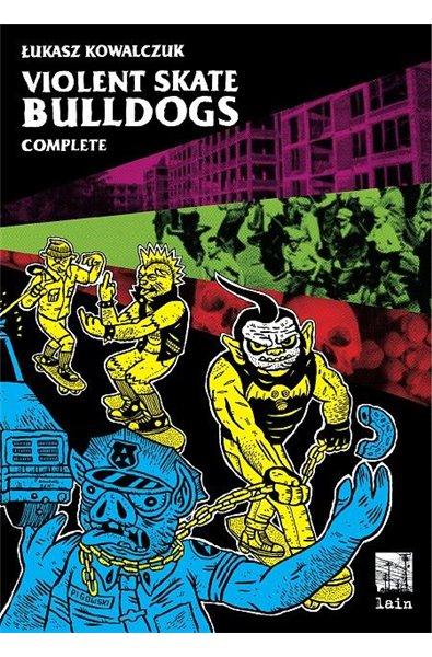 Violent Skate Bulldogs Complete