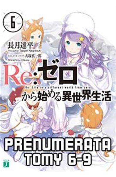 Prenumerata Re: Zero LN 6-9