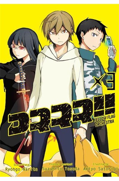 Durarara!! Yellow Flag Orchestra 03
