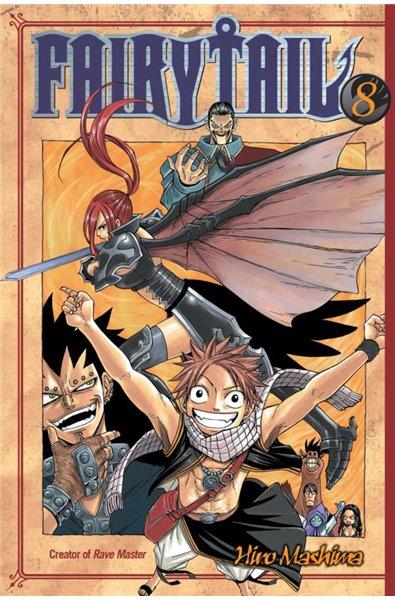 Fairy Tail 08