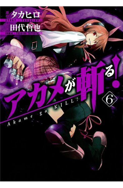 Przedpłata Akame ga Kill 6