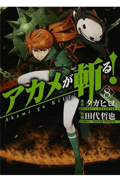 Przedpłata Akame ga Kill 8