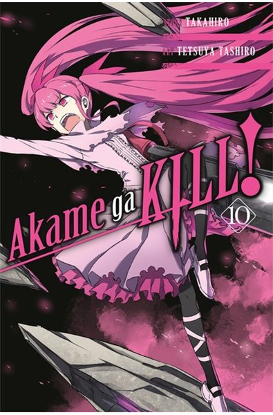 Przedpłata Akame ga Kill 10