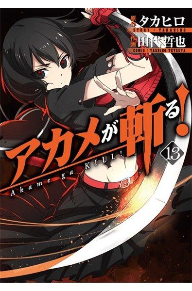 Przedpłata Akame ga Kill 13