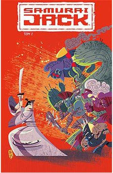 Samuraj Jack 01