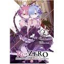 Re: Zero- Życie w innym świecie od zera 02 Light Novel