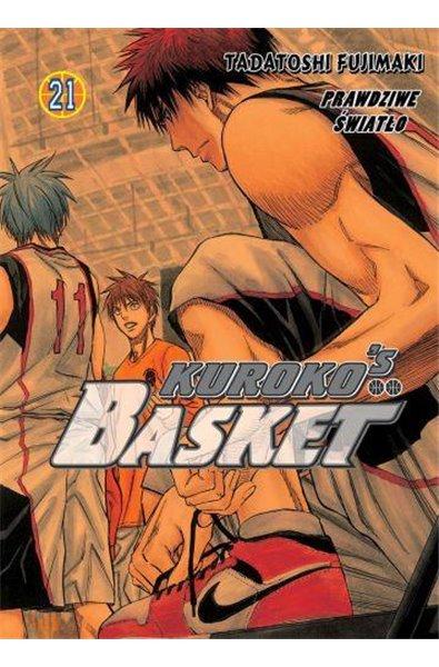 Kuroko`s Basket 21