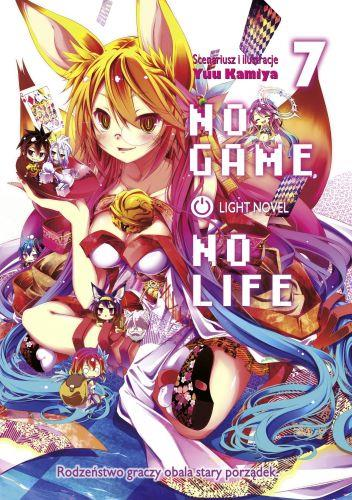 No Game No Life 07 Light Novel