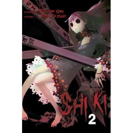 Przedpłata Shi Ki 2