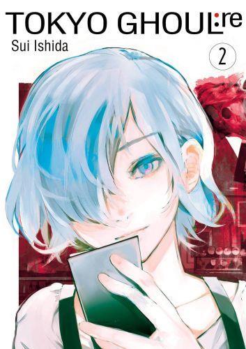 Tokyo Ghoul:re 02