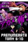 Prenumerata Akame ga Kill 6-10