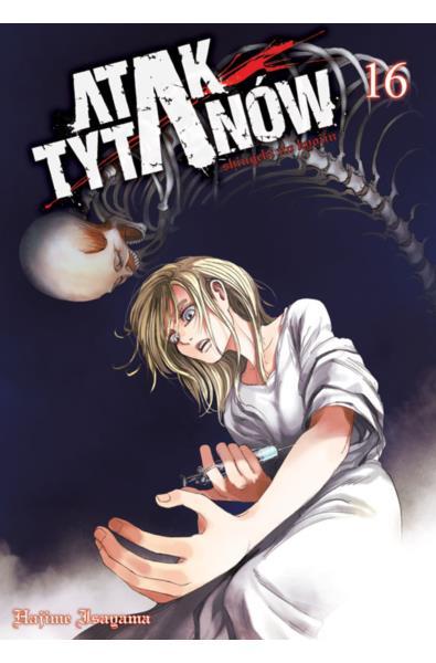 Atak Tytanów 16