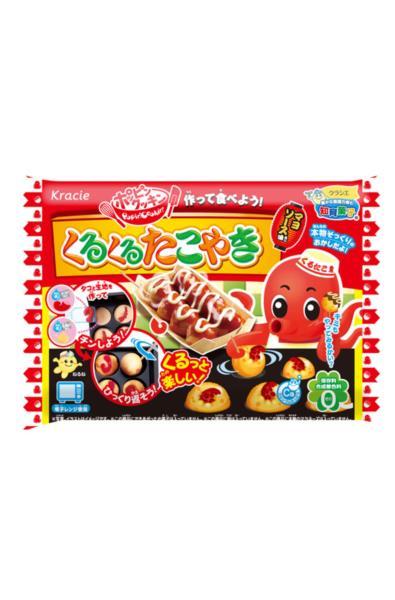 Kracie Popin Cookin Kurukuru Takoyaki